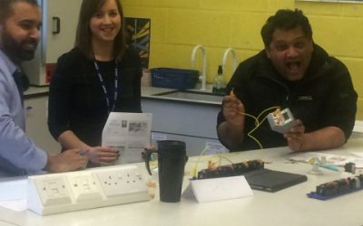 Aldridge School – 17/05/17 – Electric Circuits (including core practical VI graphs)